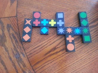 Solitaire Qwirkle